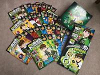 Ben 10 magazines