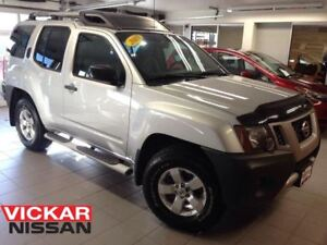 2013 Nissan Xterra S/LOCAL TRADE!!!