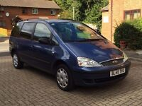 2006 FORD GALAXY 1.9 TDI***LOW MILEAGE***FSH***