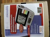 Microlife digital blood pressure monitor - all new with box