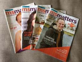 MS Matters magazines - FREE