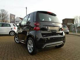 smart fortwo coupe EDITION 21 MHD (black) 2014-01-27