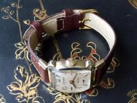 Vintage Wittnauer gold filled mens watch (Longines) Christmas present