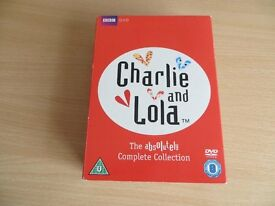 Charlie and Lola - The Absolutely Complete Collection - 11 DVDs