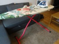 Brabantia Raspberry Ironing Board Size D