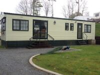 Winterised Cosalt Madeira Double Glazed and Central Heated 3 Bedroom static caravan for sale