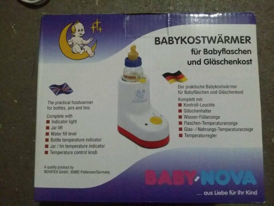 Tausche verschiedene Babykostwärmer für Babyflaschen Gläschenkost in Hannover - Ricklingen