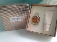 Jimmy Choo perfume set - new