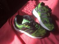 Adidas torsion infant trainers