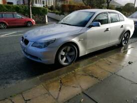 BMW 520 full service history