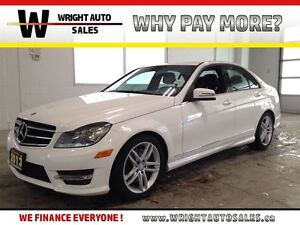 2014 Mercedes-Benz C-Class 300  LEATHER  SUNROOF  HEATED SEATS 