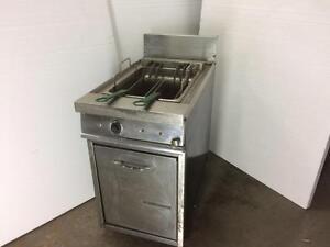 Garland Electric Deep Fryer - Commercial Fryer - iFoodEquipment.ca