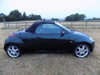 Ford Sportka Convertable 2004 , in great condition and low miles .