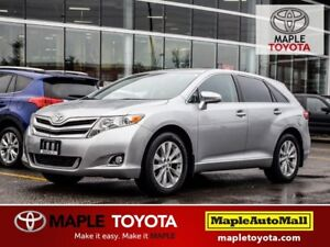 2016 Toyota Venza 1 OWNER TOYOTA CERTIFIED