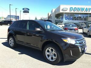 2013 Ford Edge CERTIFIED PRE-OWNED SEL, 1 OWNER, CLEAN CARPROOF