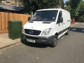 MERCEDES VAN 2008 medium roof low mileage hpi clear!!