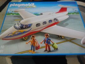 New Playmobil 6081 Summer Fun Jet Airplane £25 ideal gift