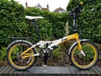 Dahon Visc P18 2014 Folding Bike