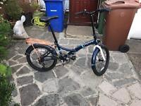 WAYFARER fold up bike