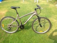 B'twin Rockrider Bike