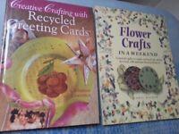 CRAFT AND CROSS STITCH BOOKS