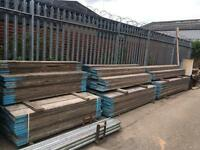 2nd hand scaffold boards