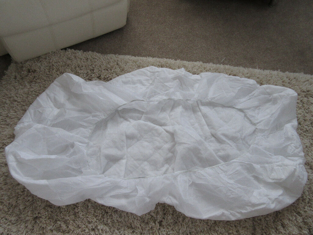***NEW*** single bed quilted mattress protector