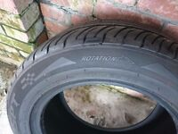 Kumho Ecsta Spt Rotational Tyres