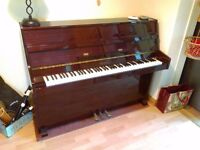 Great Condition Weber Upright Piano Recently Tuned