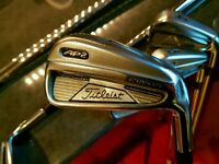 Titleist Ap2 forged irons 4-pw