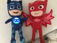 PJ masks plush toy