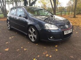 Volkswagen Golf GTI 2007 Low Miles Automatic DSG ***Fully Loaded***