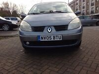 AUTOMATIC Renault Grand Scenic 2.0VVT Dynamic, 5dr ,7 Seaters,very low mileage,7 Months MOT for sale