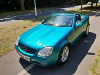 Mercedes-Benz SLK 230 kompressor automatic