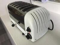 Dualit 6-slice toaster