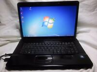 "Hp 6735s 15.4""Widescreen,dual core ,160Gb Harddrive, 1.5Gb Memory,Wireless, windows 7 pro laptop"