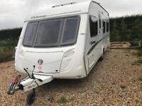 Swift Colonsay 4 berth Fixed bed