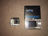 GoPro hero 3 with LCD touchscreen