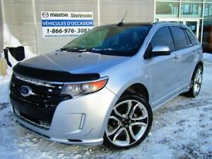 2011 Ford Edge SPORT AWD TOIT PANORAMIQUE CUIR GPS