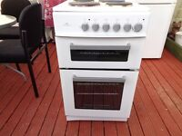 NEW WORLD ELECTRIC COOKER 50 CM LIKE NEW