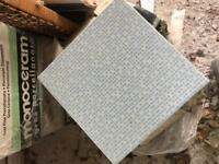 4 sealed boxes Porcelain tiles 20cm x 20cm