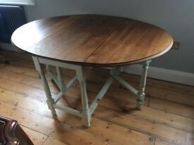 Shabby Chic Wooden Dining Table