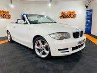 2011 BMW 118D M-SPORT ** CONVERTIBLE ** FINANCE AVAILABLE