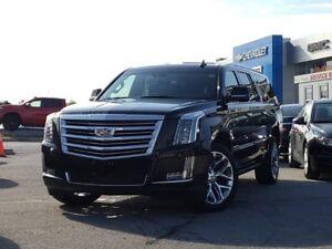 2016 Cadillac Escalade ESV Platinum Platinum, NAV, 60/2.99%,...