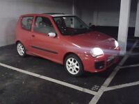 Fiat Seicento 1.1 Sporting 3dr
