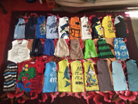 33 Boys Clothes size 4-5 year