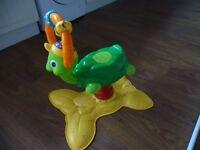 vtech jump n bounce turtle