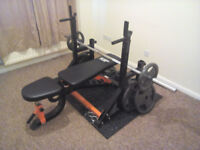weight bench squat rack olympic weights