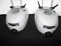 A Pair of used ABSTRACT VRX Series Lighting Effects £65.00 ono