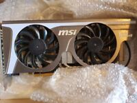 MSI GTX560ti Twin Frozr II